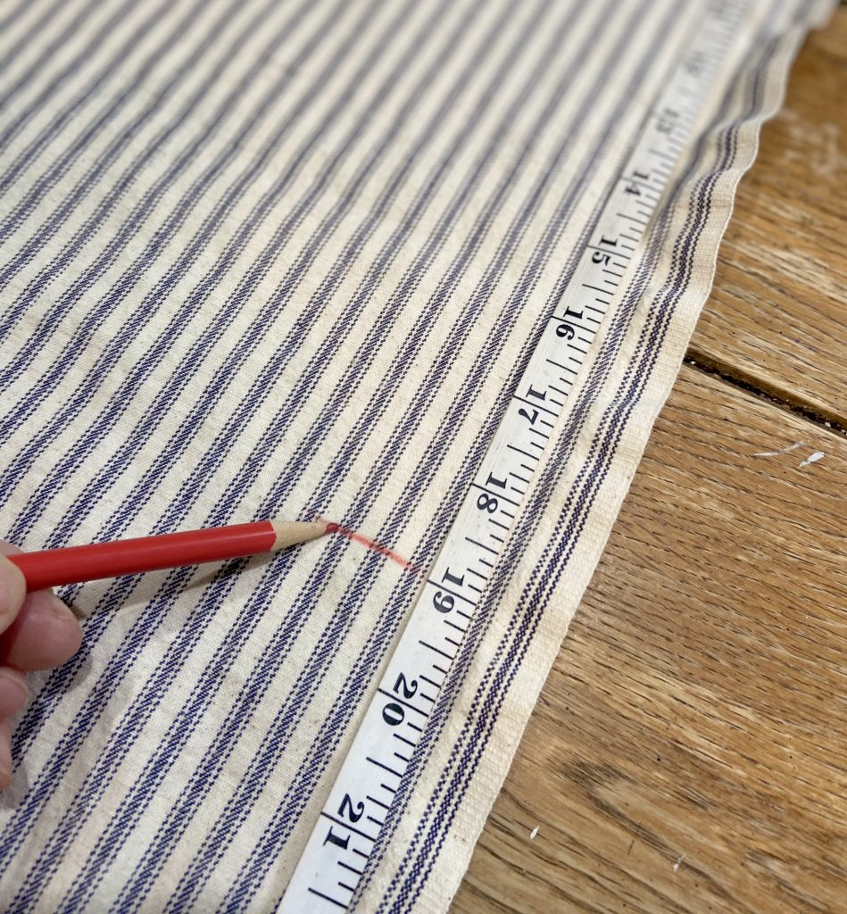 envelope closure pillow case tips