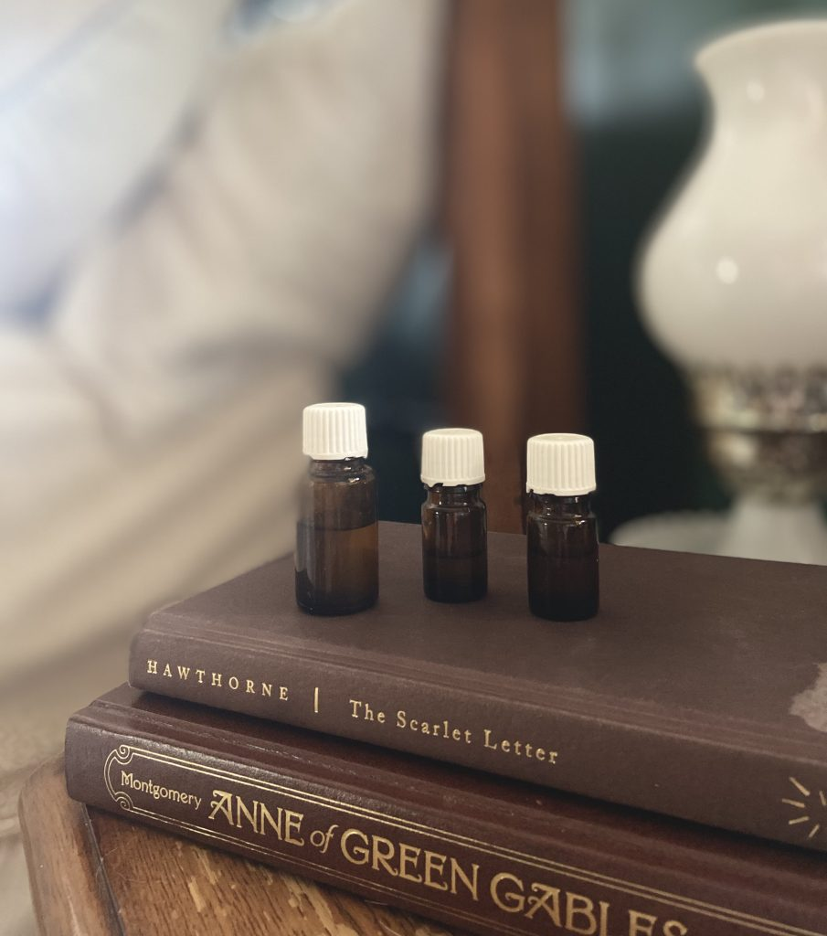importance of essential oils during your bedtime routine