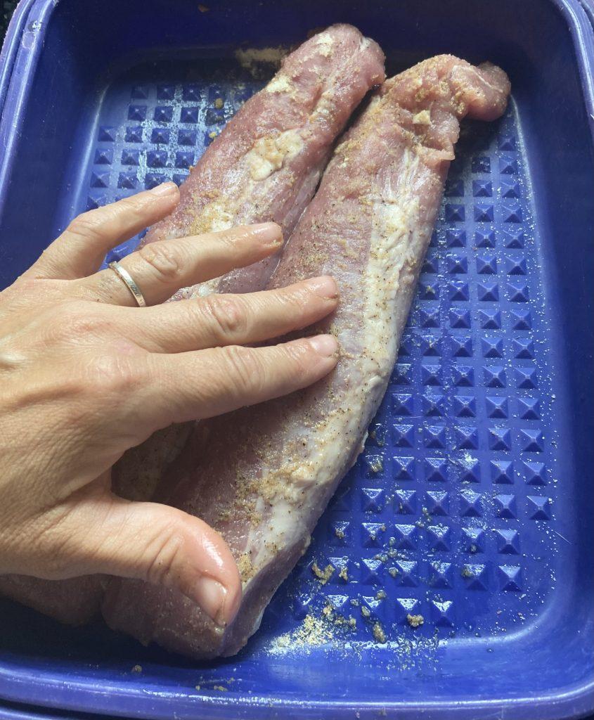 homemade pork rubs