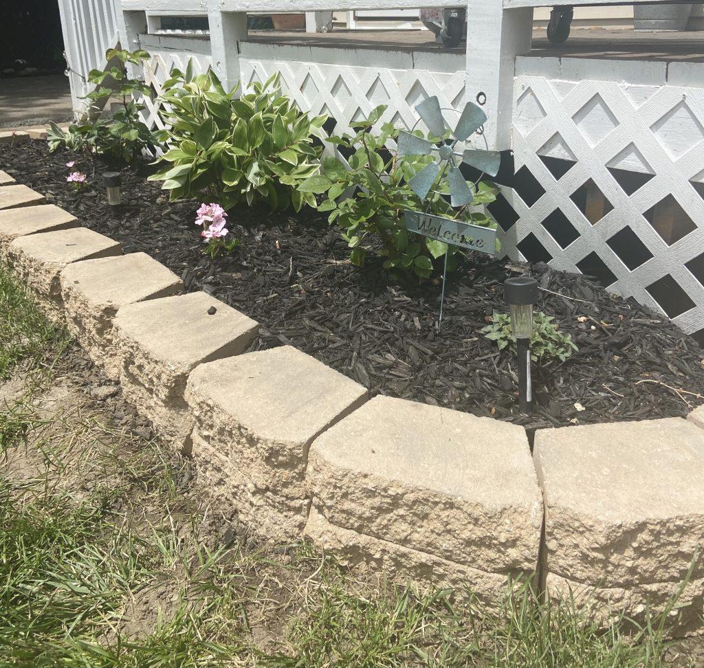 bricks for landscaping