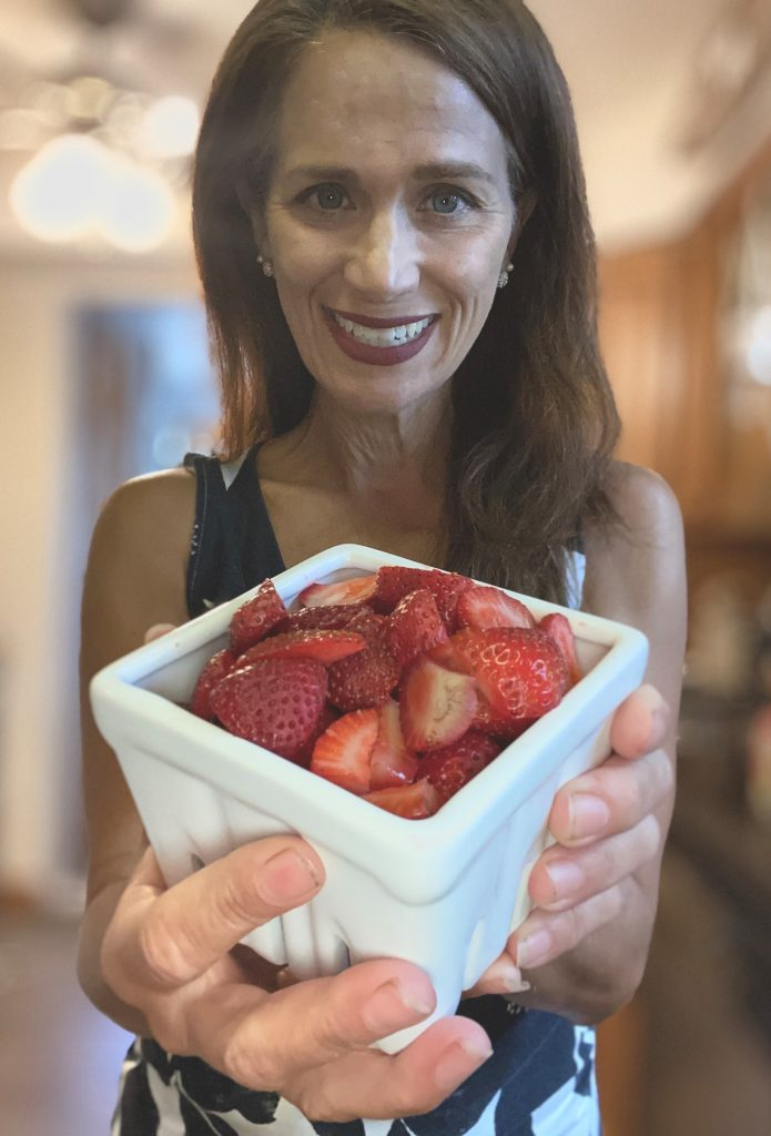 Tips and Tricks of Homemade Strawberry Ice Cream